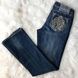 Hydraulic denim jeans Sz 12